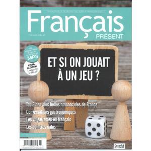 Francais Present MAGAZYN 41/2017