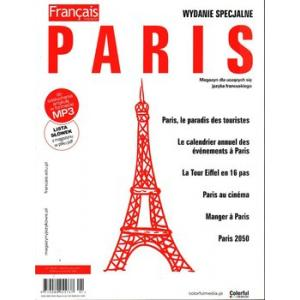 Francais Present. MAGAZYN Wydanie Specjalne nr 1/2018: Paris