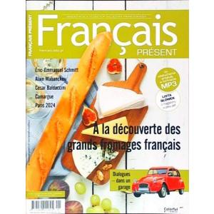 Francais Present. MAGAZYN nr 43/2018