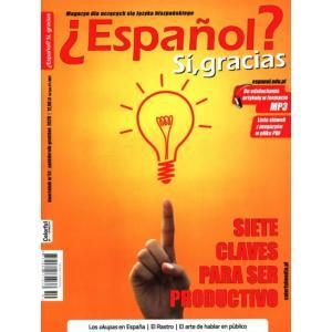 Espanol? Si, gracias MAGAZYN nr 52/2020