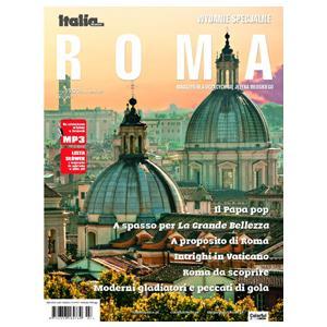 Italia Mi piace! MAGAZYN wyd. specjalne nr 1: Roma