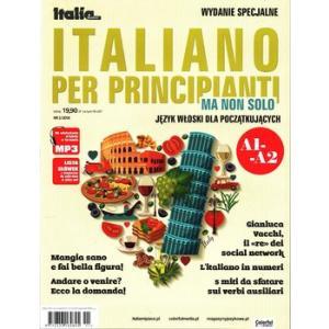 Italia Mi piace! MAGAZYN wyd. specjalne nr 2: Italiano per Principianti