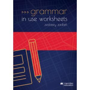 Matura Grammar in Use Worksheets. Zestawy Zadań