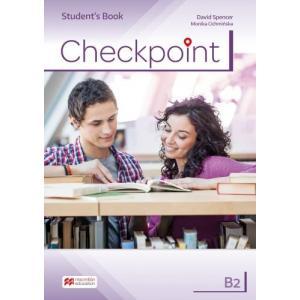 Checkpoint B2. Student's Book + książka cyfrowa