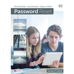 Password Reset B2. Student's Book + książka cyfrowa