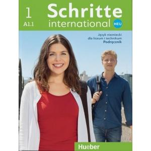 Schritte International Neu 1. Podręcznik + pdf