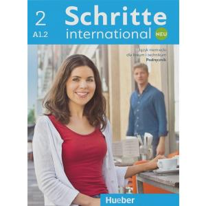 Schritte International Neu 2. Podręcznik + pdf