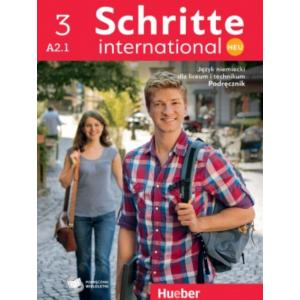 Schritte International Neu 3. Podręcznik + pdf