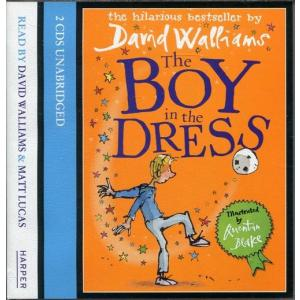 Boy in the Dress (Audiobook) (CD-Audio)