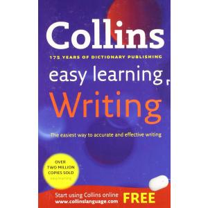 Writing. Collins Easy Learning PB