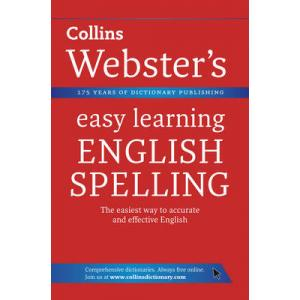 Collins Websters Easy Learning English Spelling