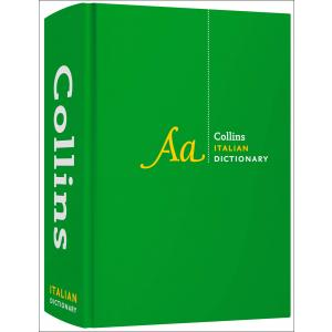 Collins Italian Dictionary 3rd Ed. HB
