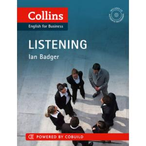 English for Busines: Listening (incl. AudioCD (B1-C2)