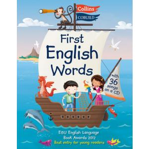 First English Words + CD