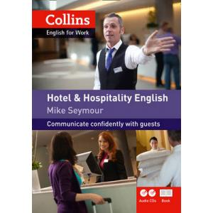Hotel and Hospitality English + CD