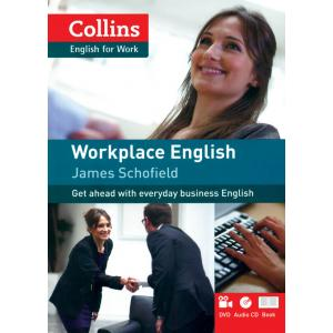 Workplace English. Podręcznik + DVD + CD