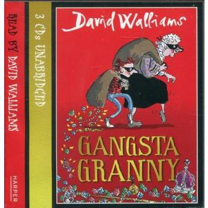 Gangsta Granny (Audiobook) (CD-Audio)