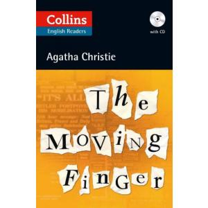 Moving Finger, The. Christie, A. Level B2. Collins Readers