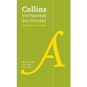 Collins Vietnamese Dictionary Pocket edition: 30,000 translations in a portable format