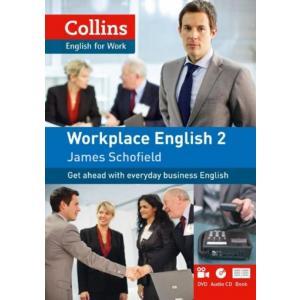 Workplace English 2. PB+DVD+AudioCD