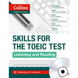 Listening and Reading. Skills for the TOEIC Test + CD