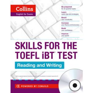 Reading and Writing. Skills for the TOEFL IBT Test. PB+AudioCD