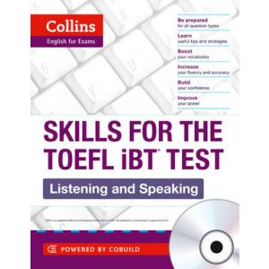 Listening and Speaking. Skills for the TOEFL IBT. PB+AudioCD