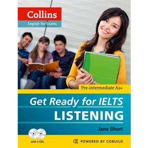 Get Ready for IELTS. Listening. PB