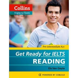 Get Ready for IELTS: Reading. PB
