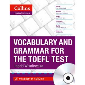 Vocabulary and Grammar for the TOEFL Test + CD