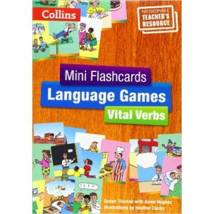 Mini Flashcards Language Games: Vital Verbs. Teacher's Resource Book