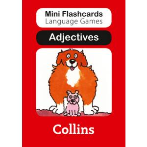 Adjectives. Mini Flashcards Language Games