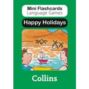 Happy Holidays. Mini Flashcards Language Games