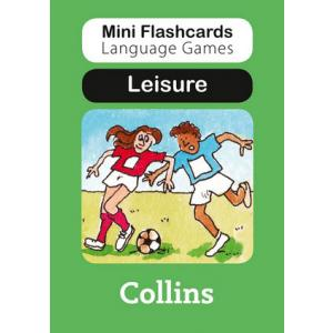 Mini Flashcards. Language Games. Leisure