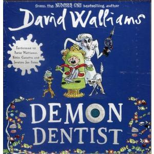 Demon Dentist (Audiobook) (CD-Audio)