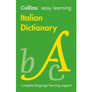 Collins Easy Learning Italian Dictionary 4th edition