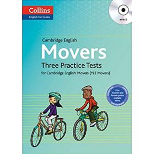 Practice Tests for Cambridge English: Movers. Pupil's Book + CD
