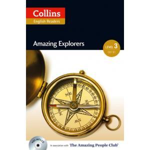 Amazing Explorers + MP3