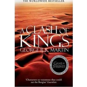 A Song of Ice and Fire (2) A Clash of Kings