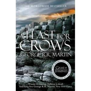 A Song of Ice and Fire (4) A Feast of Crows