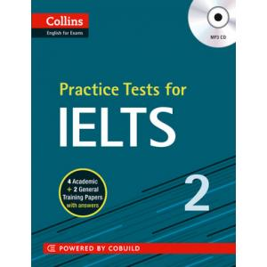 Practice Tests for IELTS 2 + MP3