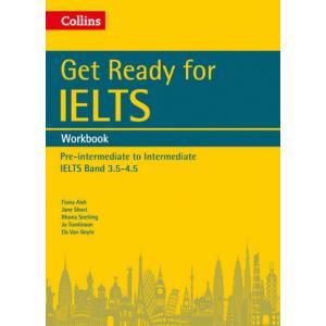Get Ready for IELTS. Ćwiczenia