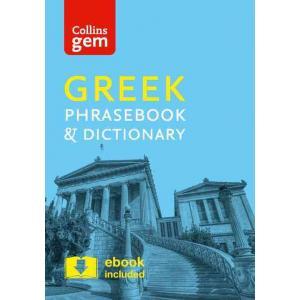 Collins Gem Greek Phrasebook & Dictionary