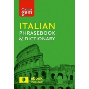 Collins Gem Italian Phrasebook & Dictionary