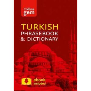 Collins Gem Turkish Phrasebook & Dictionary