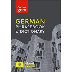 Collins Gem German Phrasebook & Dictionary