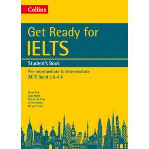 Get Ready for IELTS. Podręcznik