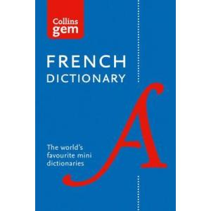 Collins Gem French Dictionary 12th ed