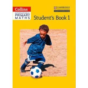 Collins International Primary Maths 1 Student's Book