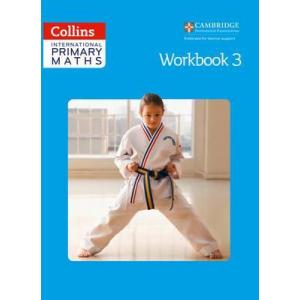 Collins International Primary Maths 3 Workbook